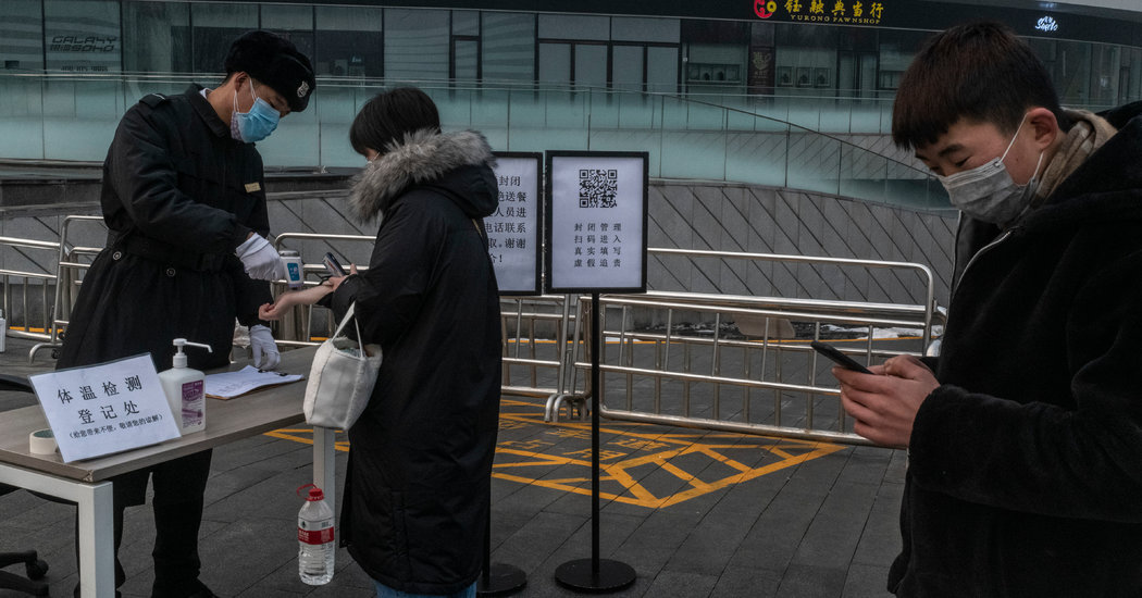 New Cases Are Reported as Beijing Sets New Rules