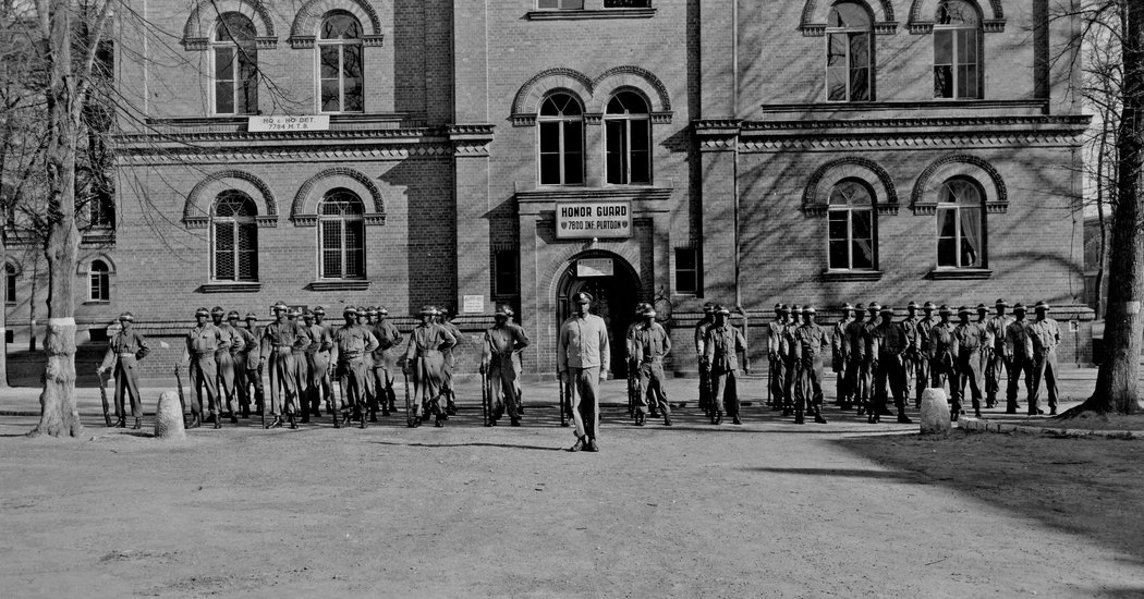 After Fighting Nazis, Black G.I.s Faced Racism in U.S. Military
